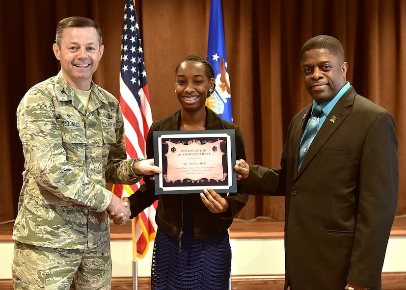 Wright-Patt celebrates Black History Month by honoring African Americans in time of war