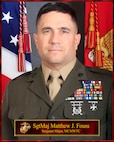MCMWTC Sergeant Major Fouss 3-1-2018