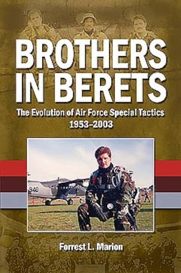 """The """"Brothers In Berets"""" cover art. (Courtesy Photo)"""