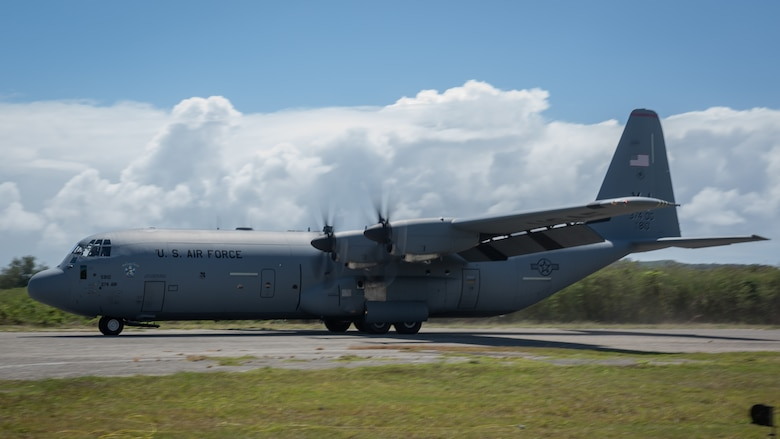Yokota C-130Js exercise new refueling capabilities