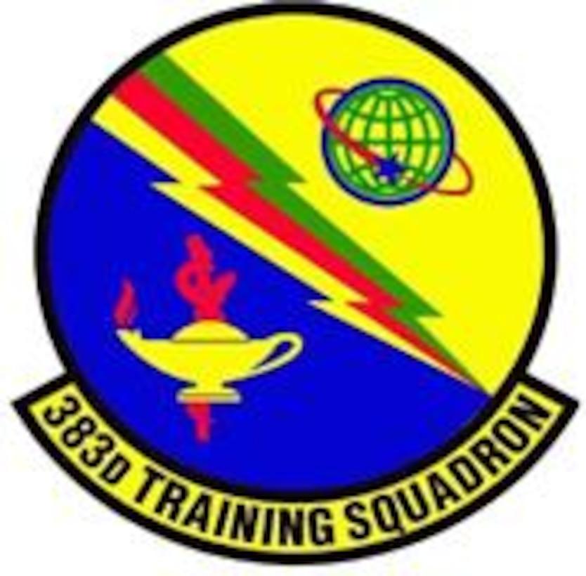 Emblem- 383d Training Squadron (383 TRS)