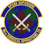 Emblem- 96th Surgical Operations Squadron (96 SGOS)