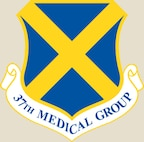 Emblem- 37th Medical Group (37 MDG), Inactive unit