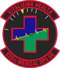 Emblem- 628th Medical Operations Squadron (628 MDOS)