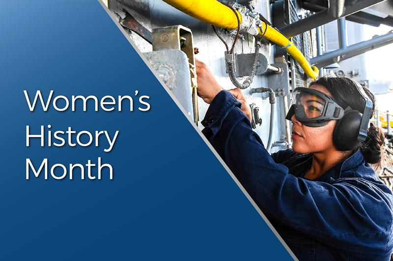 Women's History Month 2018