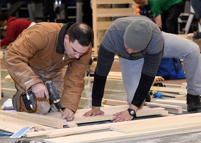 Build beds