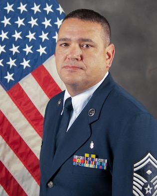 Senior Master Sgt. Michael Hager of the 123rd Medical Group has been selected as the Kentucky Air National Guard's 2018 First Sergeant of the Year.