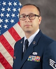 Staff Sgt. Raul Rodriguez of the 123rd Contingency Response Group has been selected as the Kentucky Air National Guard's 2018 Airman of the Year.