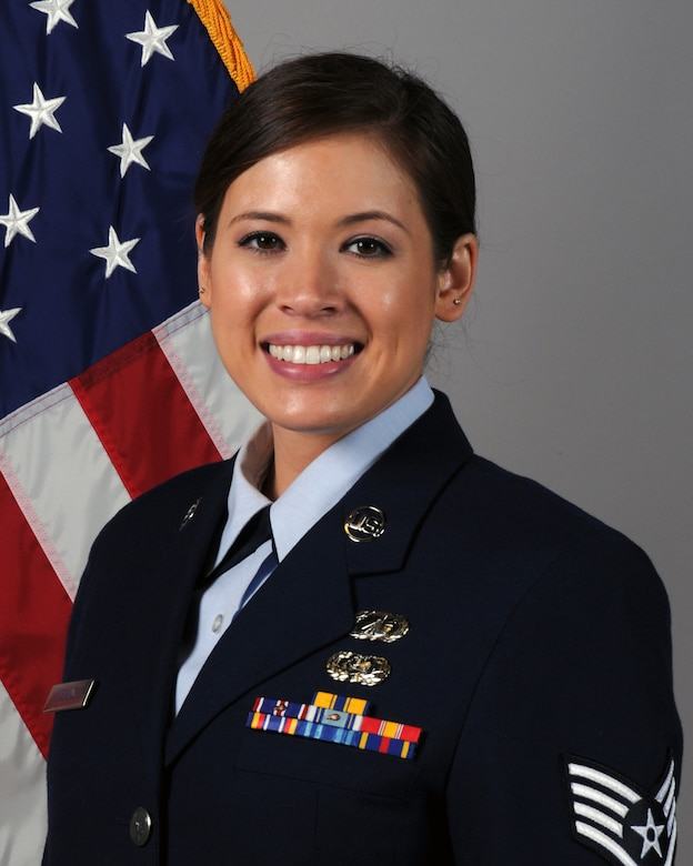 Staff Sgt. Crystal Telling, a financial management technician in the 119th Comptroller Flight, is the North Dakota Air National Guard noncommissioned officer of the year for 2017.
