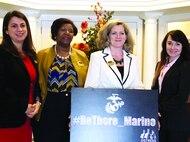 MCB Quantico recognized for suicide prevention awareness