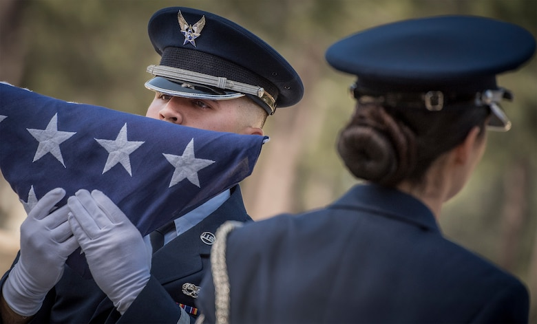 Honor Guard graduation March 2018