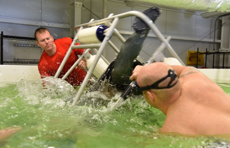 water survival training