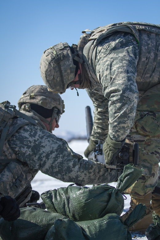 Operation Cold Steel II: continuing to train lethal Army Reserve Soldiers