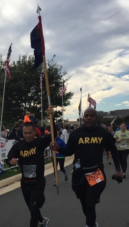 Marathon Running: Inspiration for Soldier's Fitness