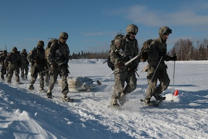 USARAK holds annual Arctic Warrior Games