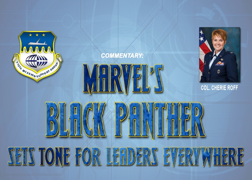 Marvel's Black Panther Leadership Example