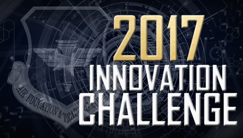 Air Education and Training Command will announce this year's five winners of the 2018 Innovation Challenge during the AETC Senior Leader Conference held at Vandenberg Air Force Base, Calif., March 19-21. Wings and units across AETC submitted nominations for any category in the CoL-centric Innovation Challenge. Lt. Gen. Steve Kwast. commander of AETC, will announce the winners at the end of the SLC conference. (U.S. Air Force graphic by Staff Sgt. Chip Pons)