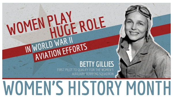 "The Air Force's acceptance of women into the force dates back to long before the first ""Women's History Week"" celebration in 1978."