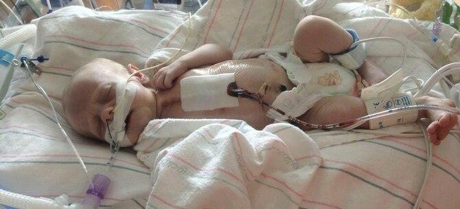 Jack rests in hospital