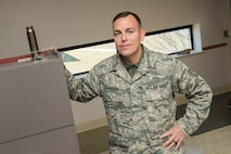 """Tech. Sgt. Robert """"Jim"""" Scofield, a budget analyst for the 167th Comptroller Flight, made significant changes to his diet after attending a lunch and learn event hosted by the 167th Medical Group which he credits to improving his overall health and saving his military career."""