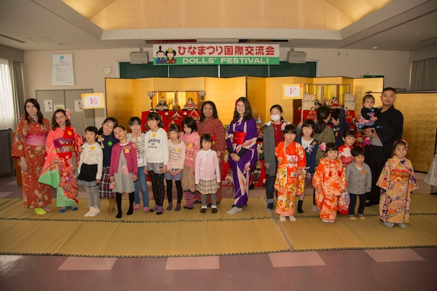 MCAS Iwakuni residents attend festival in Shunan City