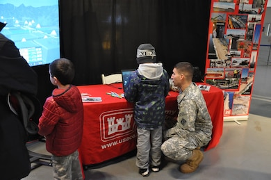 "It was a foggy and rainy day outside, but inside the Intrepid Sea, Air & Space Museum things were buzzing for ""Kids Week"" a series of events conducted during the last week of February 2018."