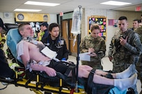 First responders and Guard medics exchange best practices