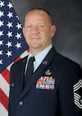 Official Photo for CMSgt Paul D Pohnert.