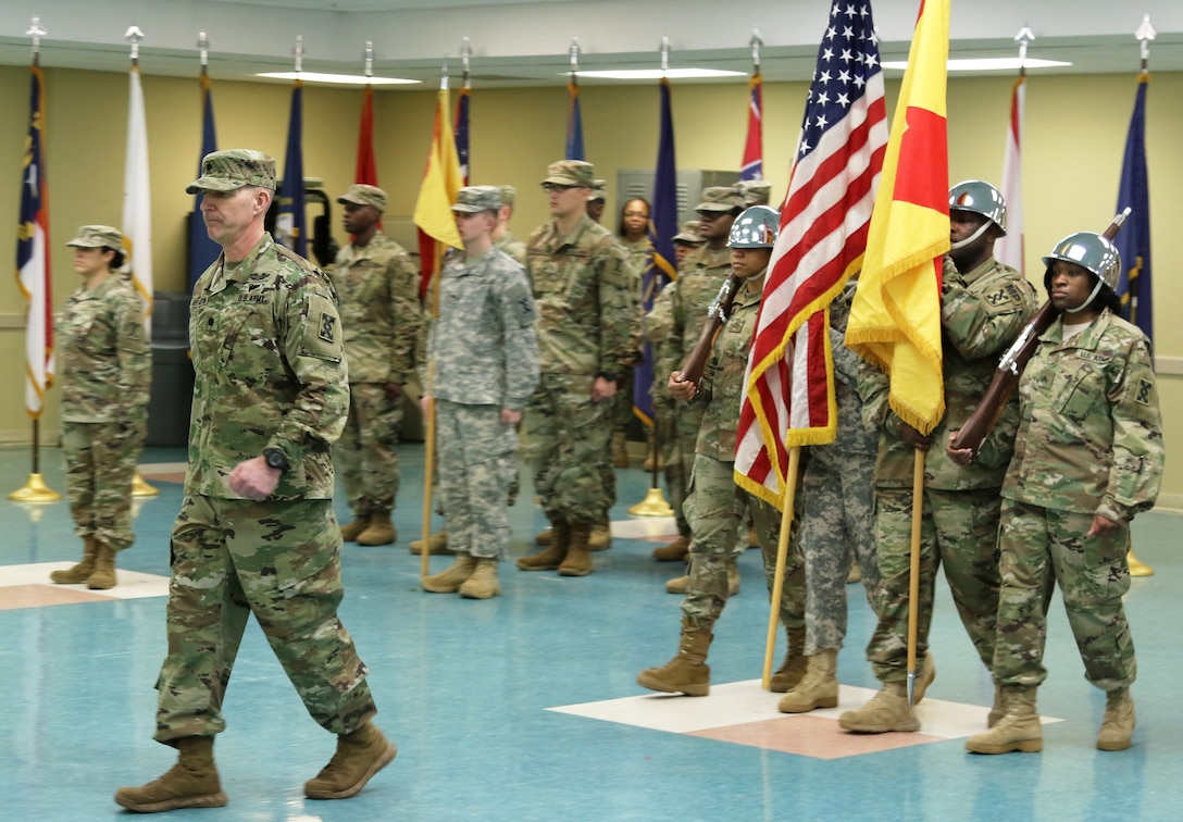 New commander joins 642nd Regional Support Group