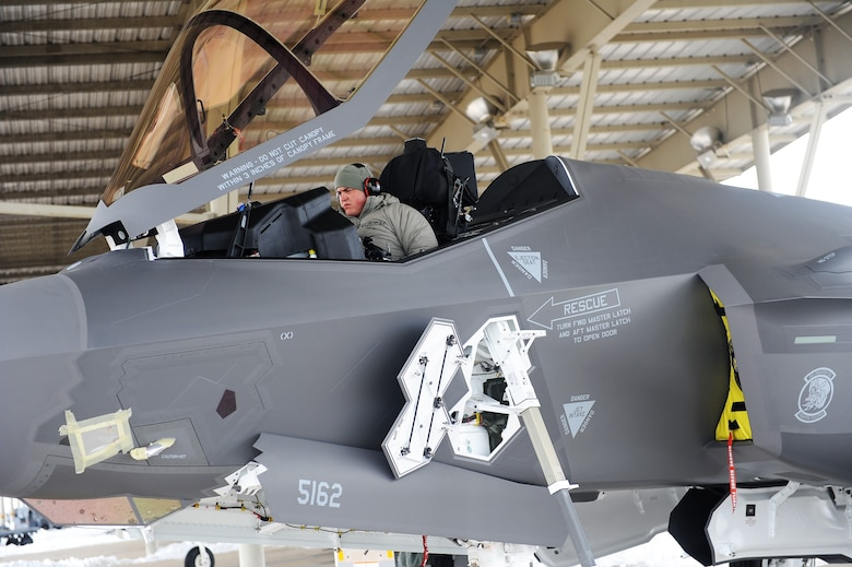 F-35A Combat Capabilities Exercise