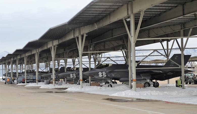 F-35A Combat Capabilities Exercise