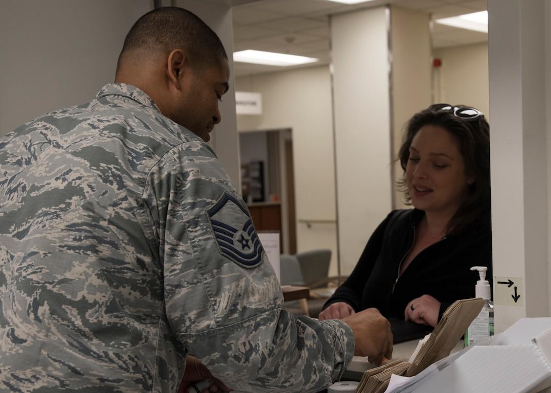 374th MDG pharmacy: Ensuring readiness