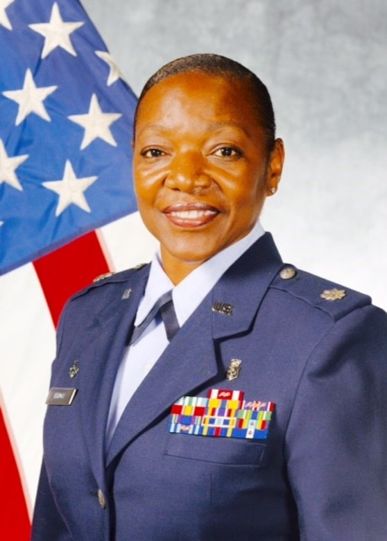 Lt. Col. Rebecca Elliott is the Squadron Commander at 52nd Medical Operations Squadron at Spangdahlem Air Base, Germany. Elliott explains how the AFMS is effective including the diverse experiences and views of women when it comes to leadership and mentorship of fellow Airmen. (U.S. Air Force photo)