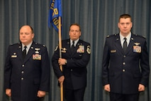 A New Commander for 113th ASOS