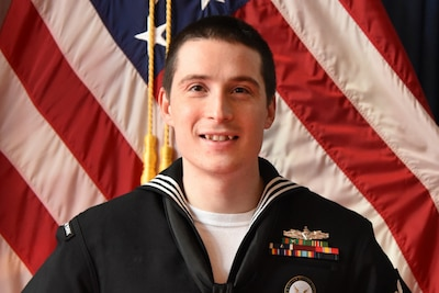 180228 N UN744 0023C - Face of Defense: New York Sailor Saves High School Student