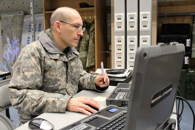 Army Reserve Soldiers help NATO allies work together at Dynamic Front