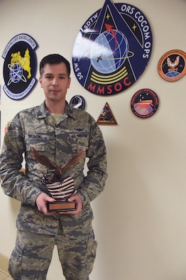 3rd SES Airman recognized as Innovator of the Year