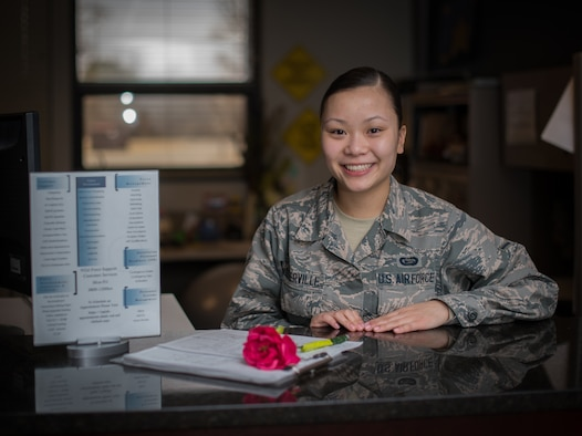 932nd spotlight on Airmen