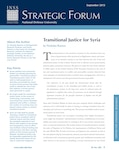 Transitional Justice for Syria