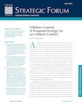 Offshore Control: A Proposed Strategy for an Unlikely Conflict