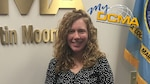 Courtney Bieberfeld is a quality assurance specialist at DCMA Lockheed Martin Moorestown in New Jersey. She has been a part of the DCMA team for five years. (DCMA photo courtesy of Sherron Moore)