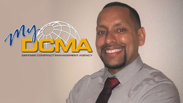 Aaron Arcé is a lead quality assurance specialist at DCMA Orlando in Florida. He has been a part of the DCMA team for six years after leaving the Navy in 2012 because of a reduction-in-force. He has 19 years of combined military and civil service. (Photo by Kathyrn Arcé)