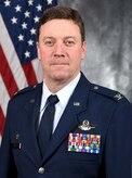 Colonel Michael B. Eltz (U.S. Air Force photo)