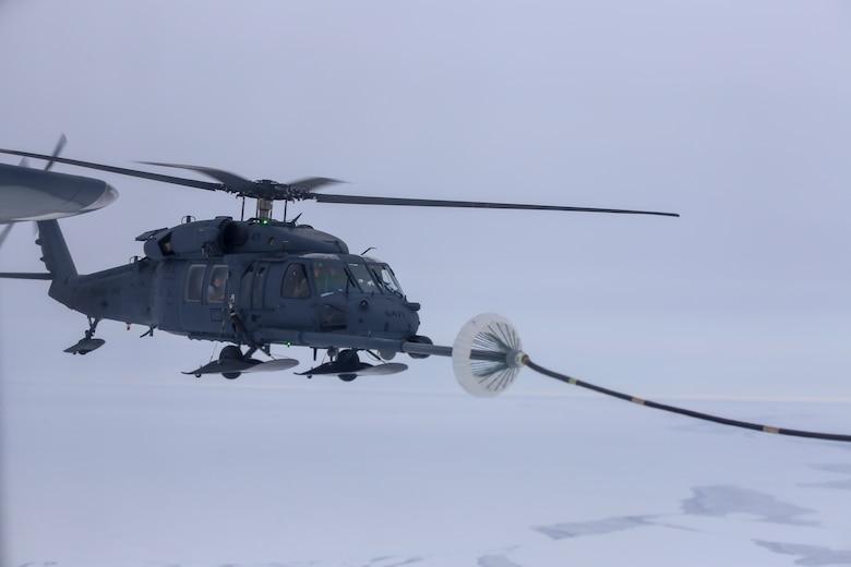 Alaska National Guardsmen support ICEX