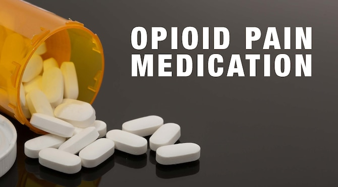 Pain medications can be dangerous opioids