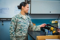 412th Test Wing Warrior of the Week, Tech. Sgt. Tiphani Curry