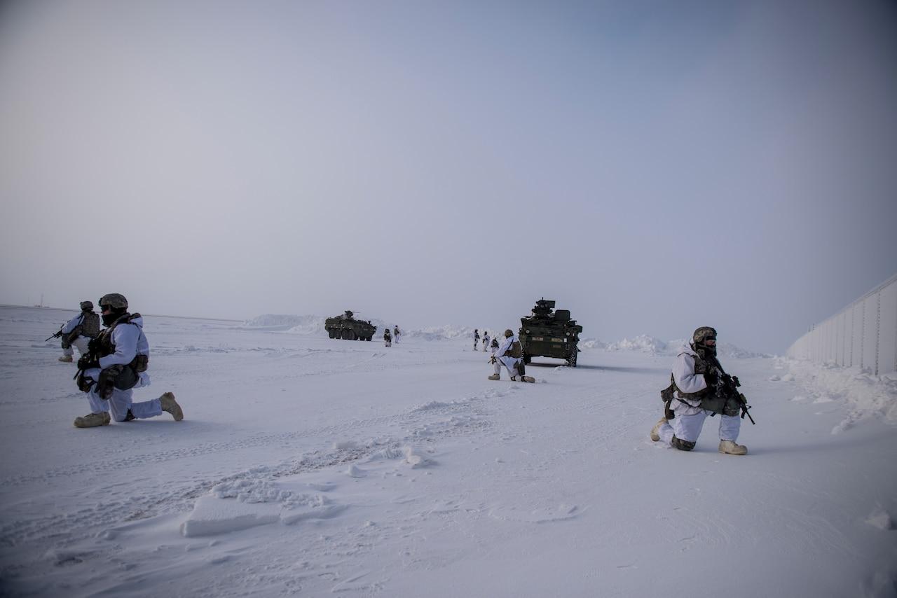 Arctic Edge 18