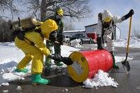 Michigan conducts HAZMAT training