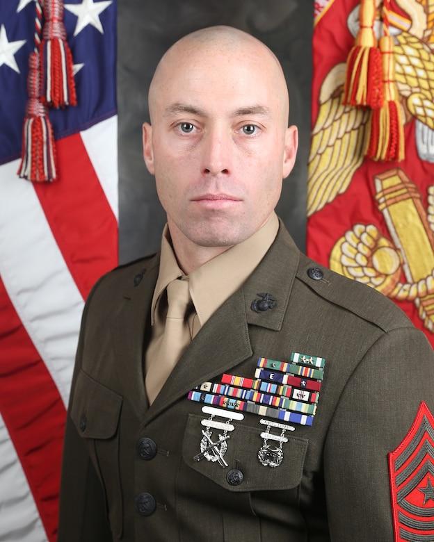 Sergeant Major Christian B. Bull