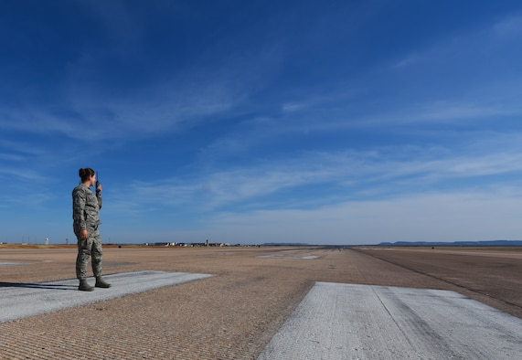 Safeguarding airfield operations
